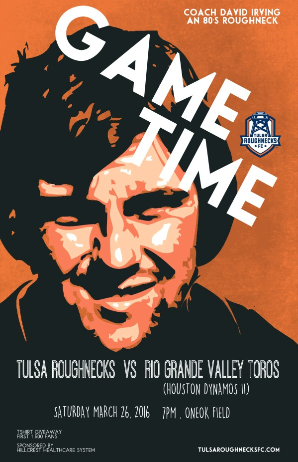 Tulsa Roughneck Posters