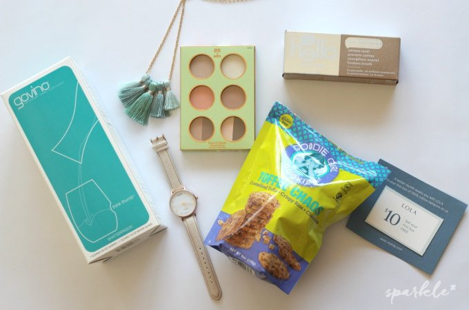 Saturday Swag – Popsugar Must Have March 2016 Box Review