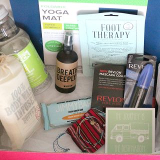 May 2016 PopSugar Must Have Box Review. Such fun products!