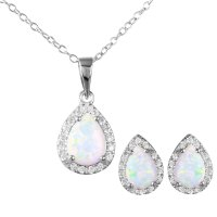 silver jewelry sets - Jewelry Ufafokus.com