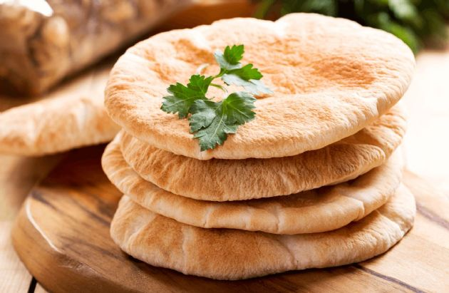 Easy Whole-Wheat Flatbread Recipe SparkRecipes