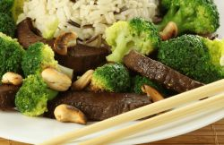Congenial Cashew Beef Broccoli Recipe Sparkrecipes Stir Fry Broccolini Stir Fry Broccoli Tofu