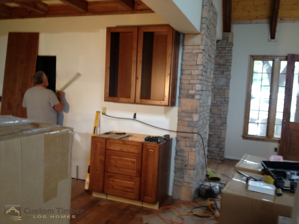 Measuring Kitchen Cabinets Measuring For Wall Hung Cabinets Sparks Construction