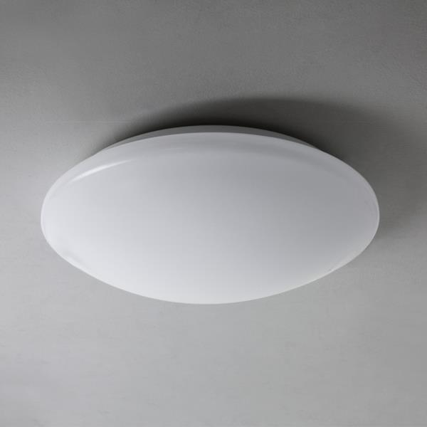 Gu10 C Ax7263 - Ip44 Massa 300 Flush Round Bathroom Light With