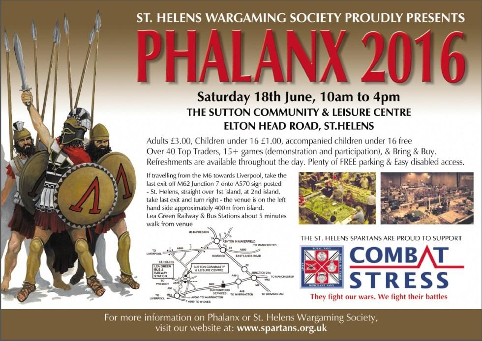 Phalanx 2016