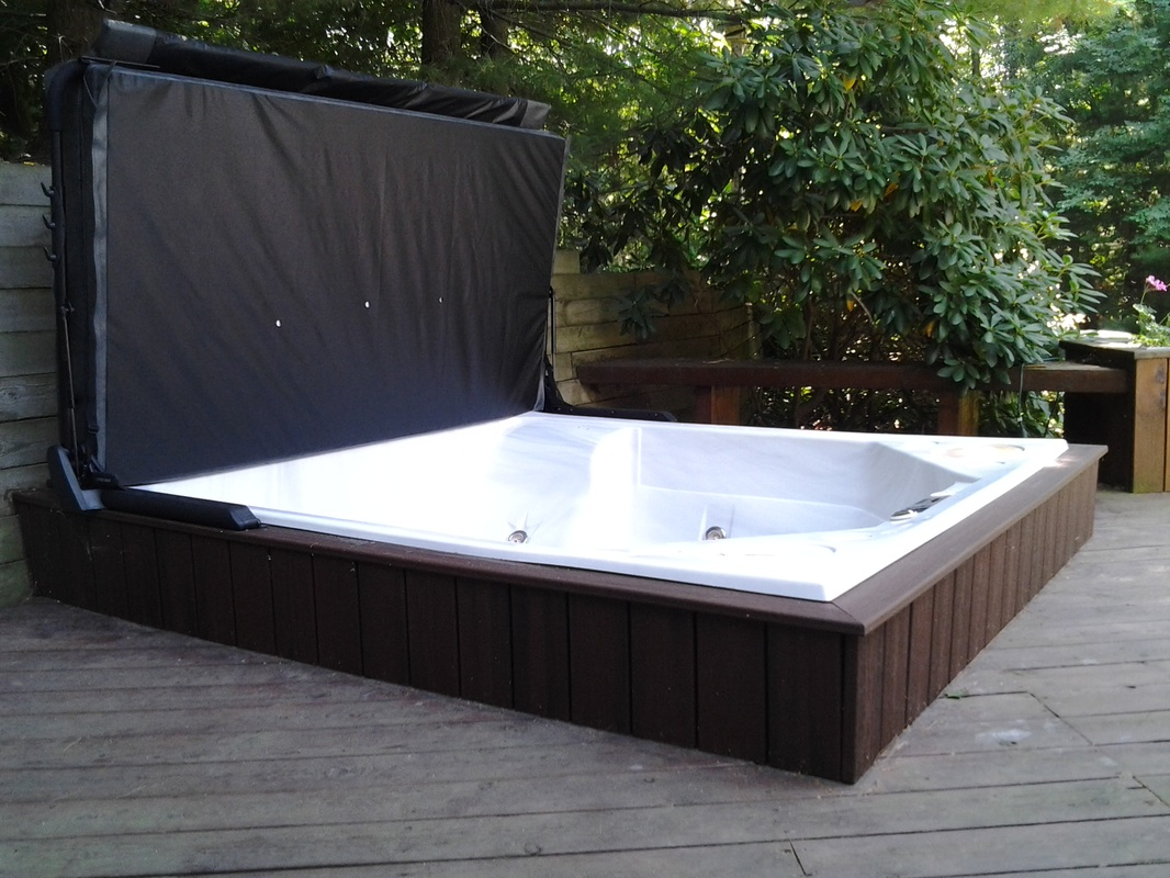 Jacuzzi Pool Covers Spa And Hot Tub Cover Lift Assistant