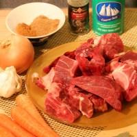 Savory Goat Stew