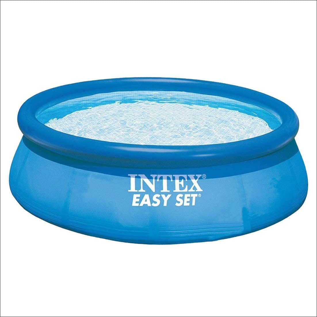 Intex Pool Frame Rund Best Above Ground Pool For 2019 Spatrade
