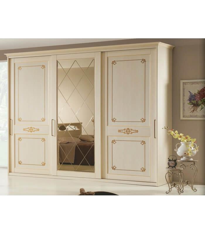 Porte Scorrevoli Con Specchio | Camere Complete - Stile Classico ...