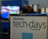 Why Do You Attend Microsoft TechDays? A) To learn, B) To socialize, C) For the swag, D) To get answers, or E) All of the above