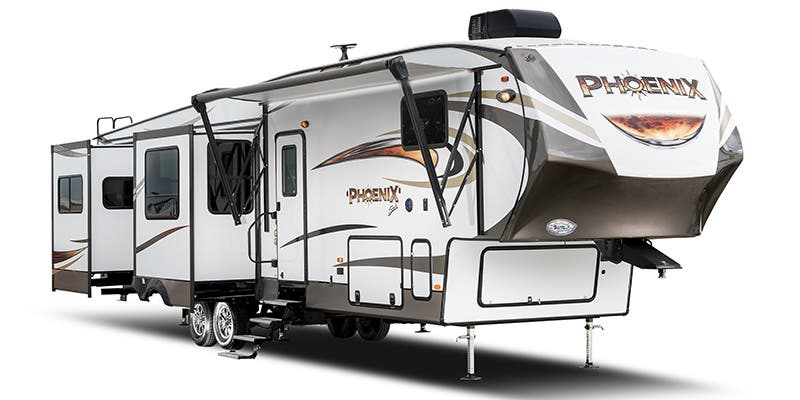Full Specs for 2018 Shasta Phoenix 370FE RVs RVUSA