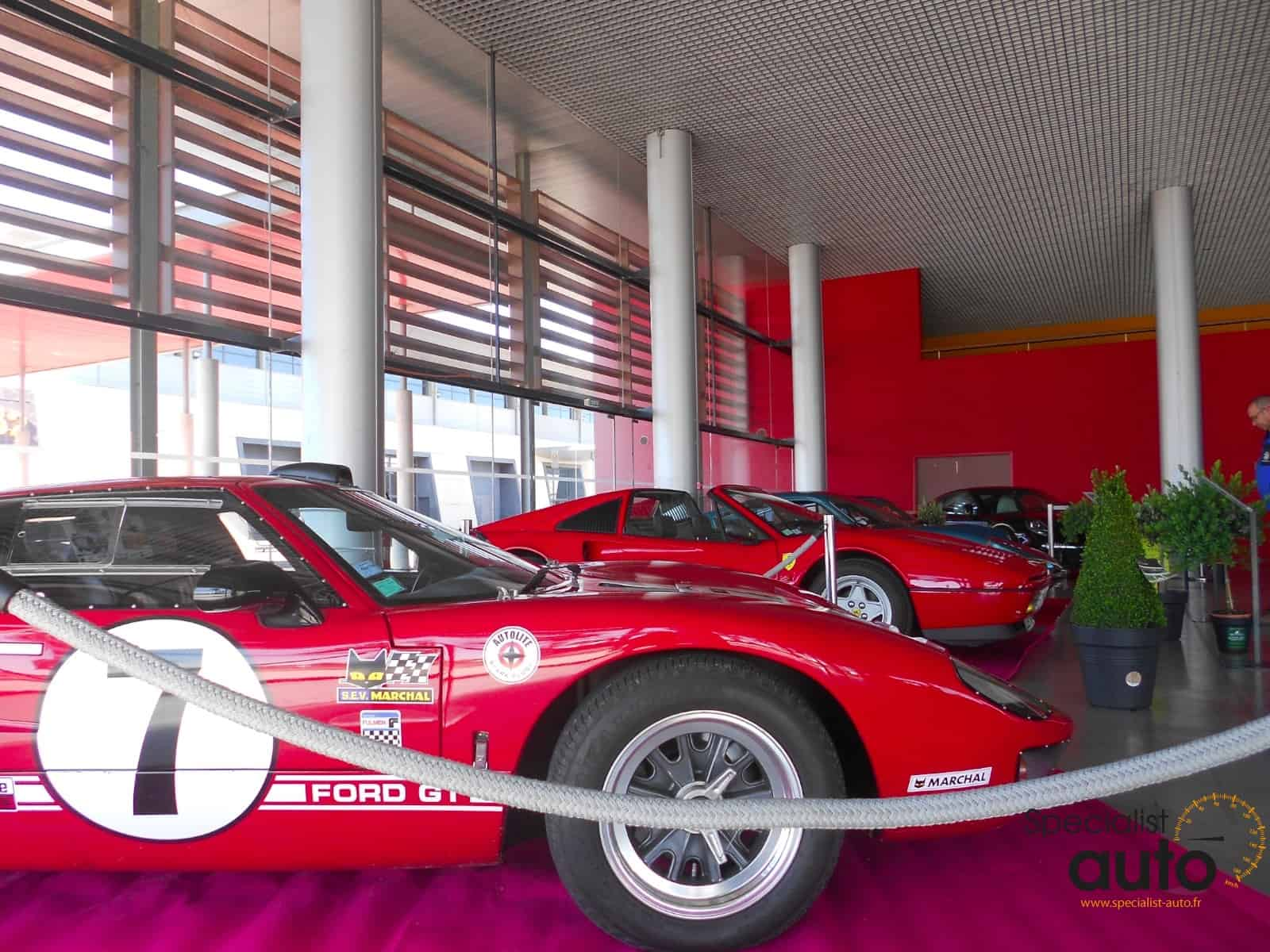 Salon Auto Montpellier Evènement Au Coeur Du Salon Prestige Et Collection à Montpellier
