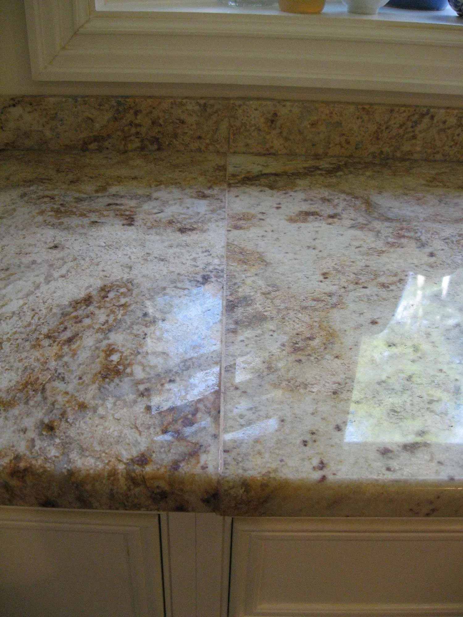 Granite Countertops Massachusetts Granite Countertop Seam Repair Dedham Specialized Floor