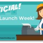 Official Book Launch Week has Begun!