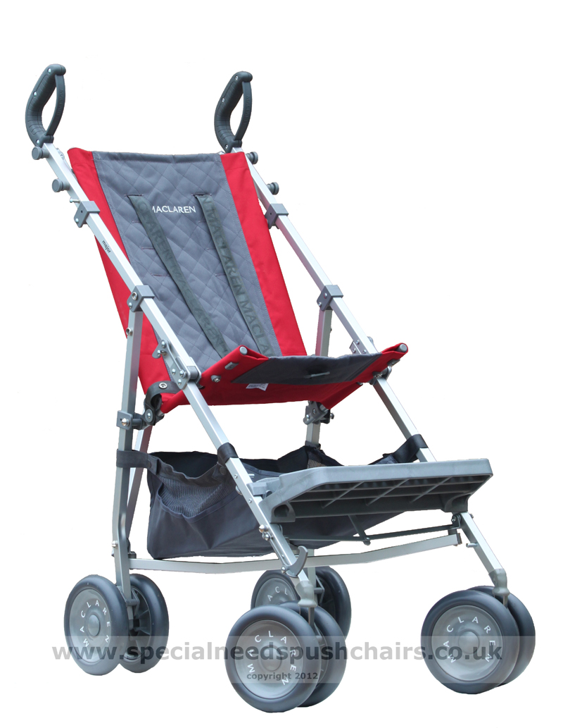 Baby Strollers Maclaren Maclaren Major Elite Accessories Special Needs Pushchairs