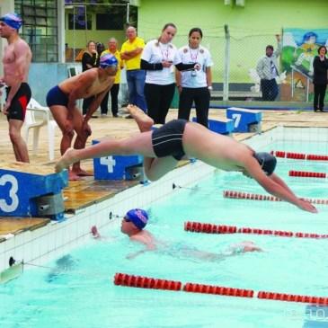 Olimpíadas Especiais faz evento em Mogi das Cruzes
