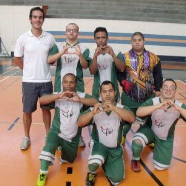 6º Torneio Regional Special Olympics de Basquetebol e Futsal