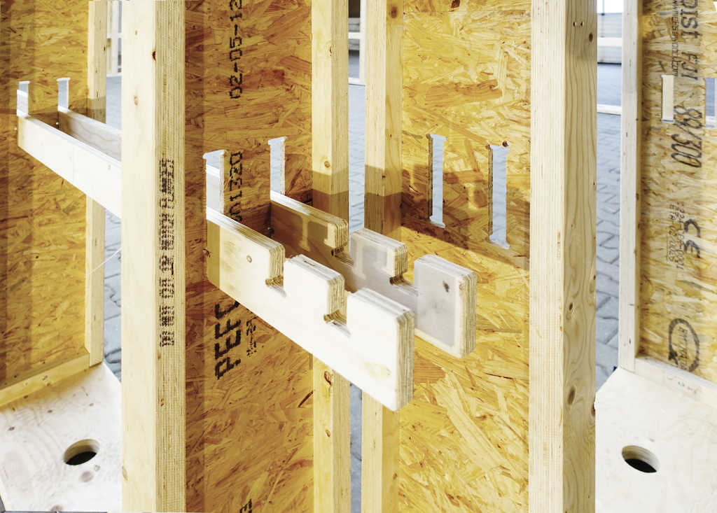 Si Modular Si-modular: Sustainable Building System With Timber I