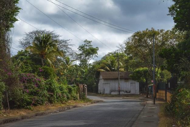 Volunteering Nicaragua Road