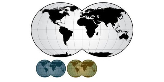 World Map Vector Illustration (.eps format)