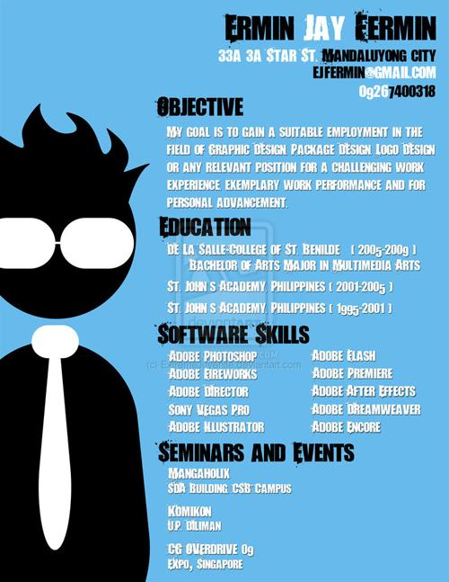 The 40 Most Creative Resume Designs Ever - most impressive resume