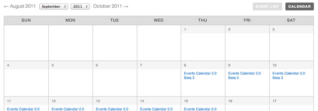 How to Build a WordPress Theme Around the Events Calendar Plugin