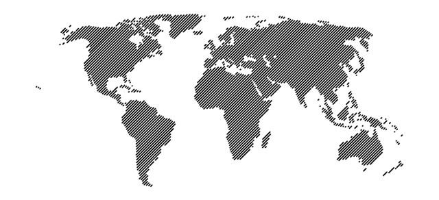 30 High-Quality Free World Map Templates