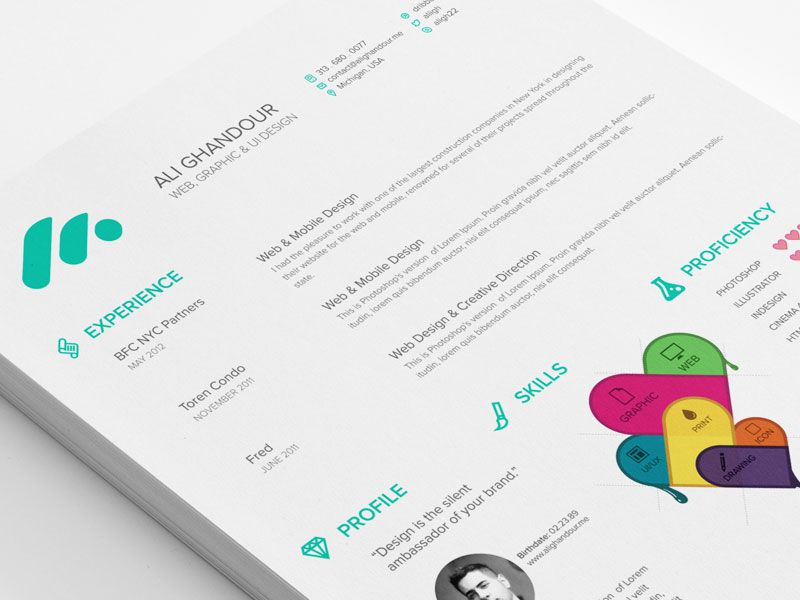 Dropping Off Your Resume In Person Ask A Manager The Essential Elements Of Creative Resume Design