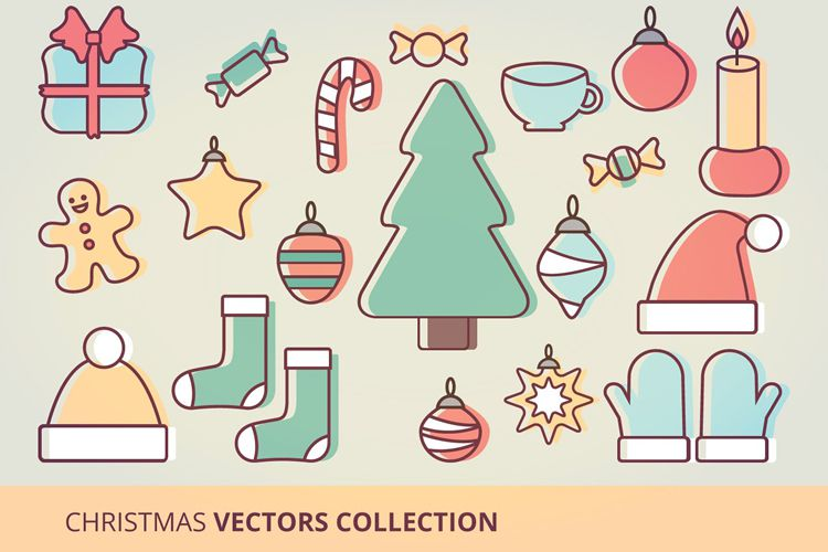 50 Free Christmas Templates  Resources for Designers - free templates christmas