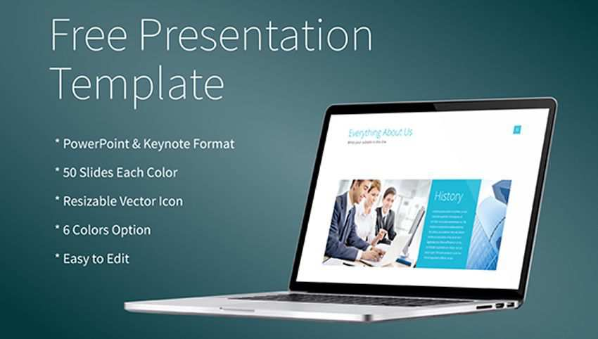 12 Free Powerpoint Templates for Creatives