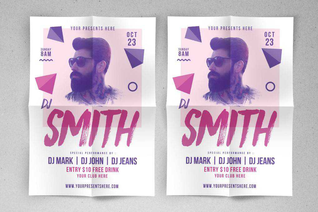 The 15 Best Flyer Templates for Adobe Photoshop  Illustrator