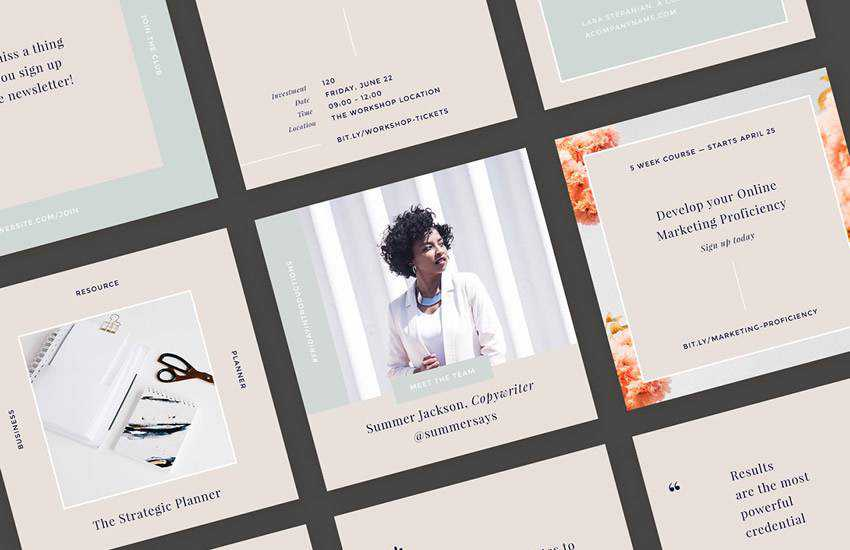 10 Free Instagram Story Templates