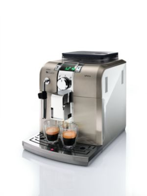Philip Saeco Saeco Syntia Super Automatic Espresso Machine Michaelieclark