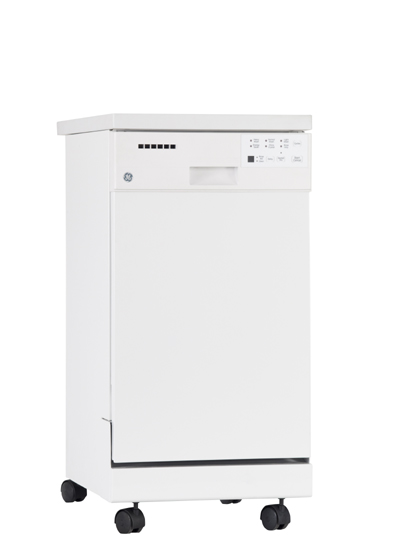 18 Portable Dishwasher Canada Gsc1800vww By Ge Appliances Canada In Mississauga On Ge
