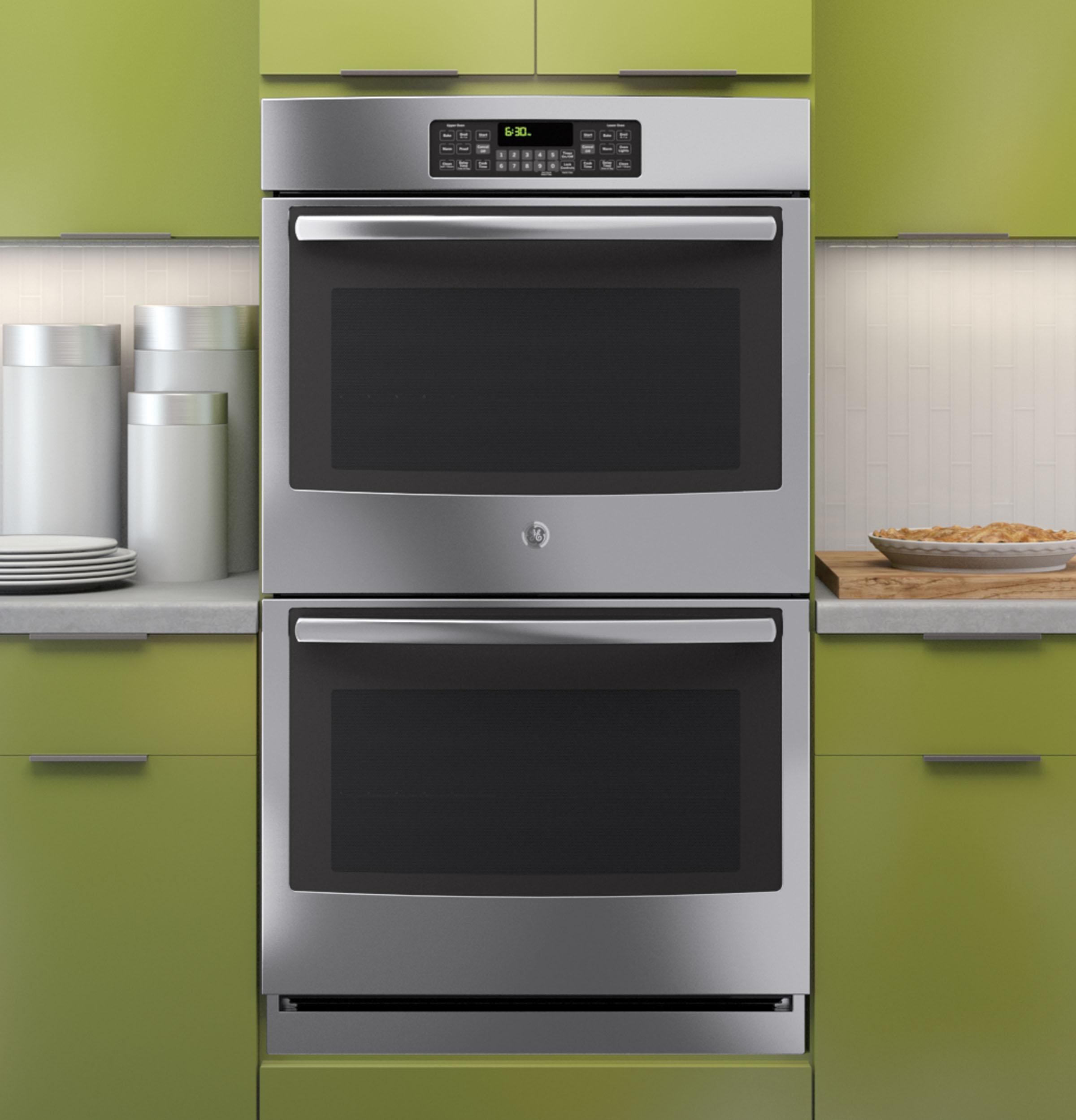 30 Wall Ovens Ge