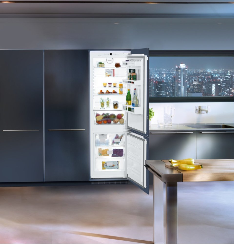 Fridge Freezer Liebherr