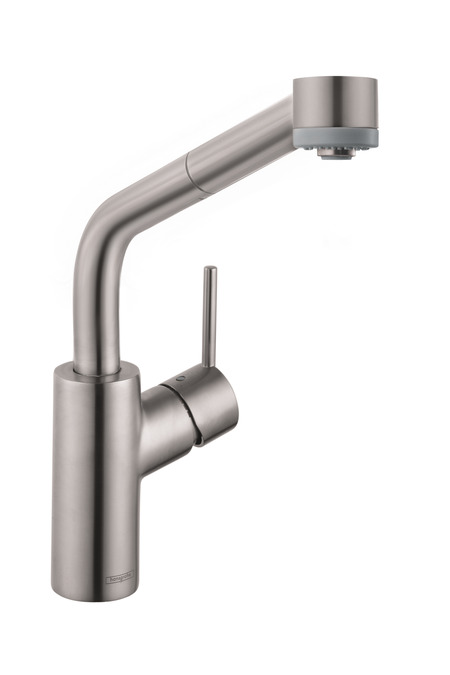 Kitchen Taps Jtf 04247800 In Steel Optic By Hansgrohe In New York City Ny Steel