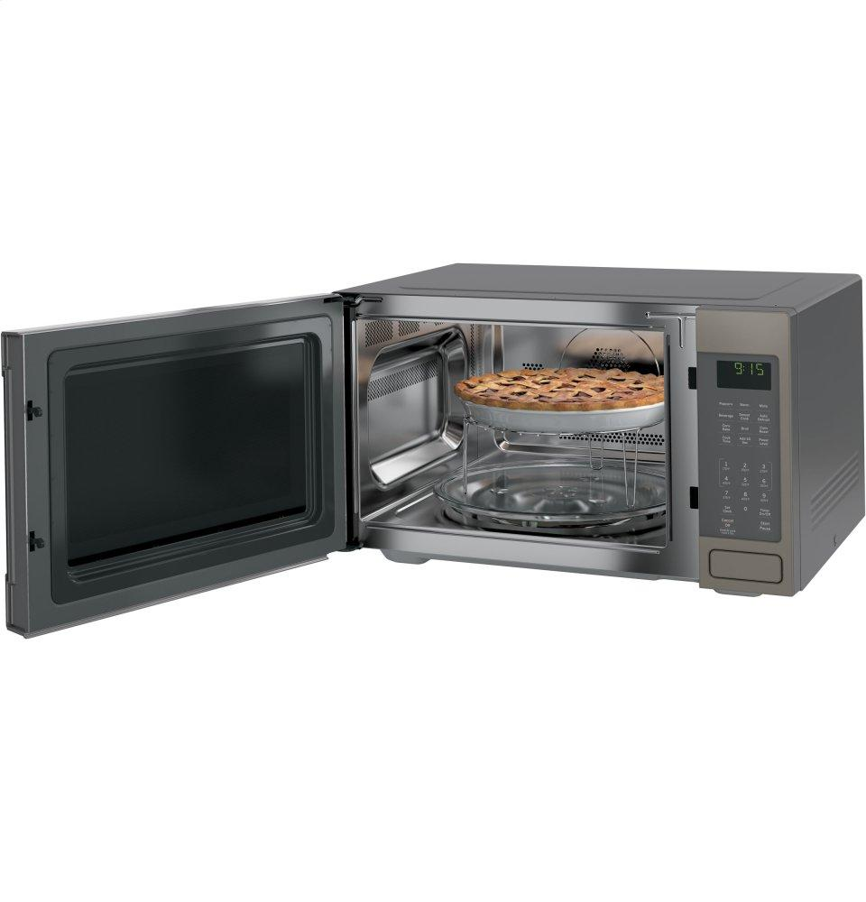 Countertop Microwave Convection Ovens Ge Profileâ Series 1 5 Cu Ft Countertop Convection
