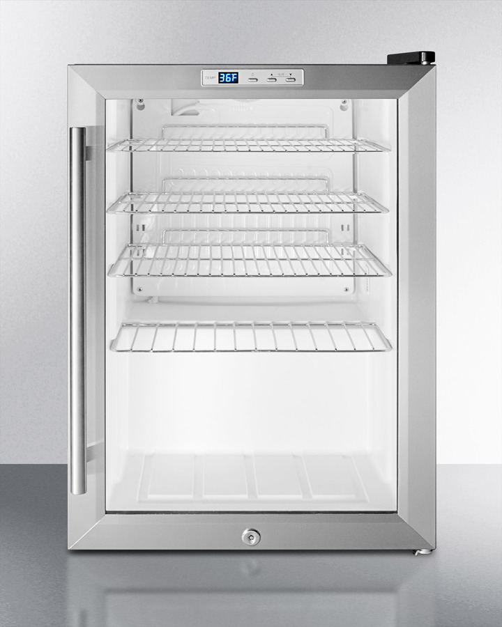 Countertop Glass Washer Scr312l By Summit At Queen Appliance In King Of Prussia And