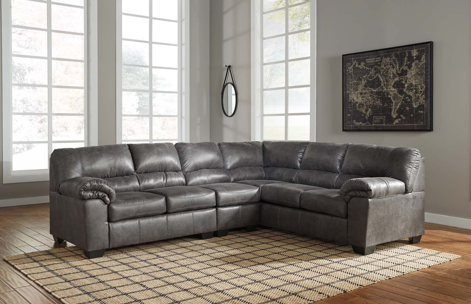 Gmk Home & Living Sofa Ashley Furniture Sectionals In Fairport Ny