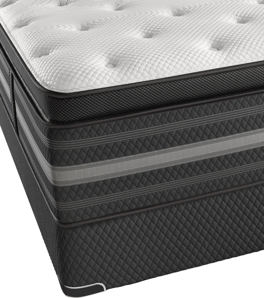 Beautyrest Black King Size Special Edition Christabel Luxury Firm Pillow Top Cal King