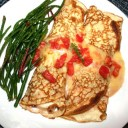 RECIPE: COQUILLE ST. JACQUES CREPES