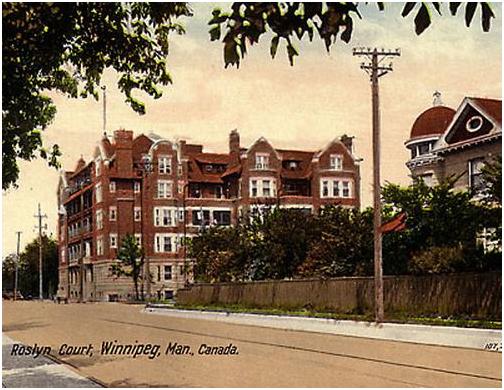 Photo courtesy of Virtual Heritage Winnipeg