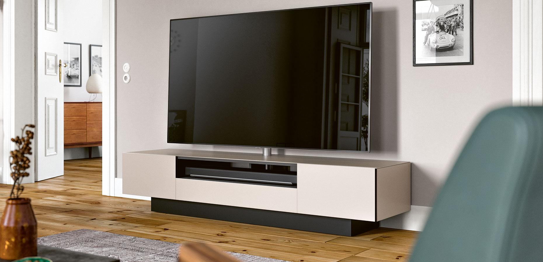 tv lowboard center speaker