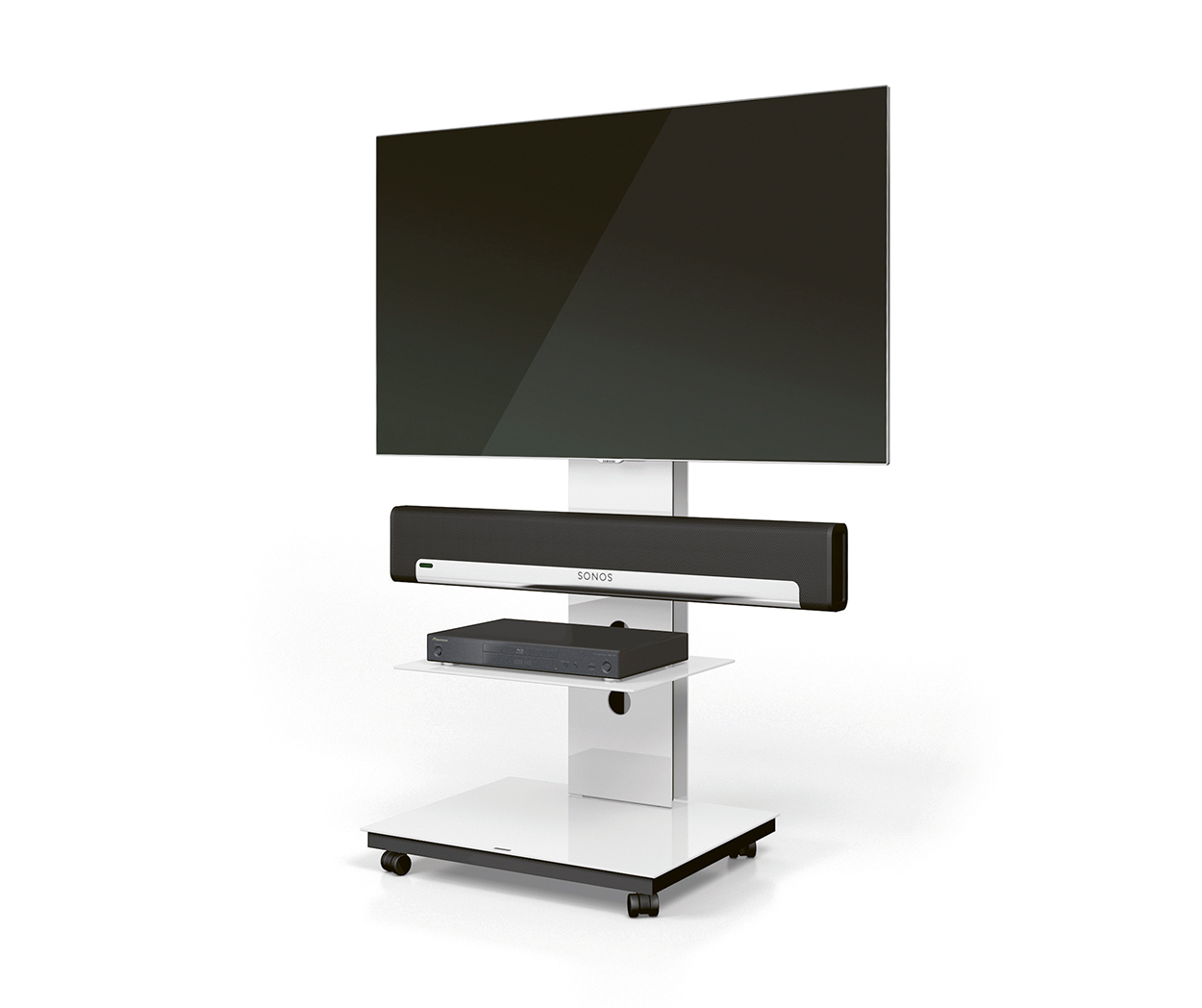 Tv Ophangsysteem Spectral Tray Tv Standaard Spectral Nl