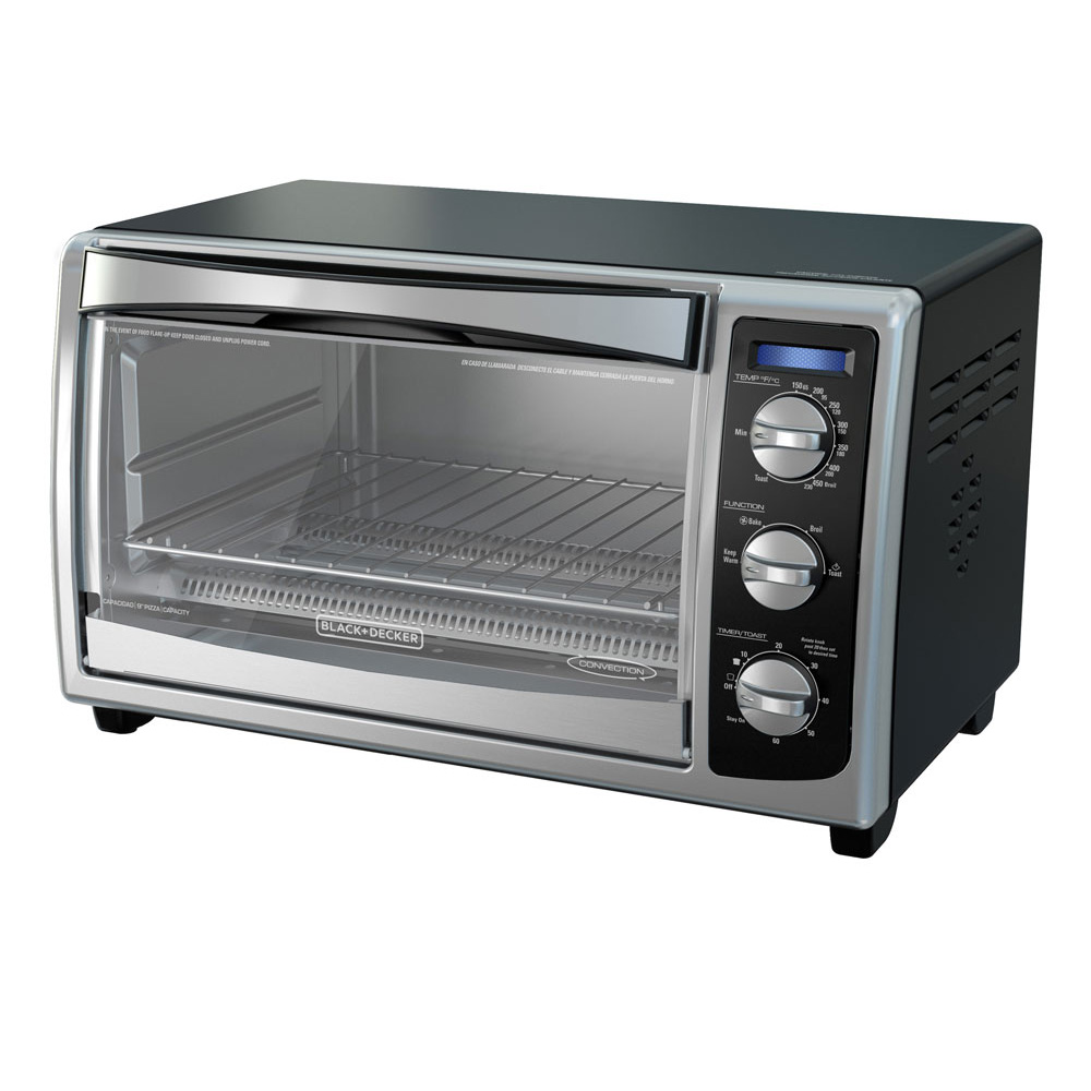 Buy A Black Decker Convection Oven Countertop Convection Toaster Oven To1675b Black Decker