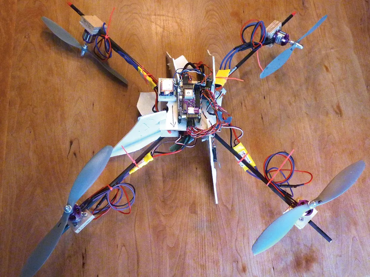 Diy Drone Software The Diy Kid Tracking Drone Ieee Spectrum