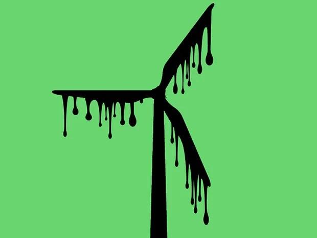 To Get Wind Power You Need Oil - IEEE Spectrum