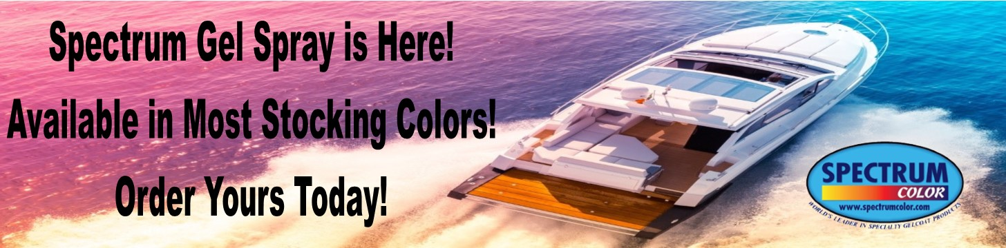 Welcome to Spectrum Color - The Worlds Leader in Specialty Gel Coat