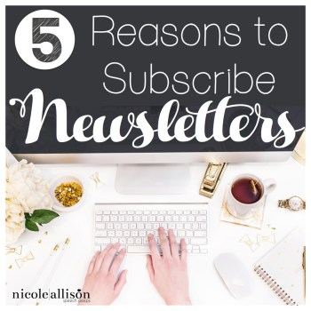 The Benefits of Subscribing to Newsletters